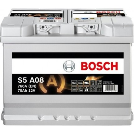 70 AGM BOSCH AKÜ START STOP